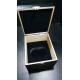 Kuferek na bombkę drewniane luksusowe pudełko
