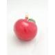 Jabłko bombka szklana luz