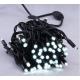 Lampki choinkowe LED 100 punktów 8 metrów kolor MIX