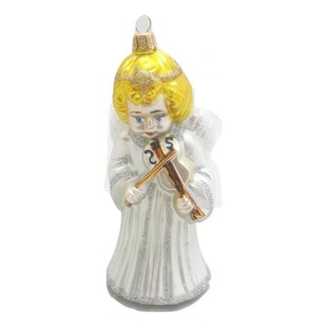 Aniołek ze skrzypcami