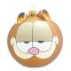 kot Garfield bombka szklana 80mm