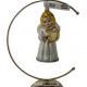 Aniołek z harfą